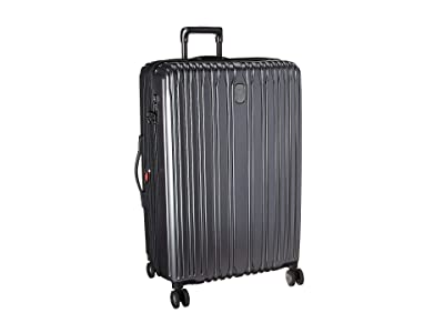 Delsey 29 Chromium Lite Expandable Spinner Upright (Graphite) Luggage