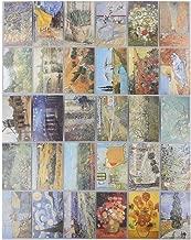 Mingo 30 Sheets Famous Person Paintings Retro Vintage Postcard