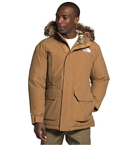 The North Face McMurdo Parka (Utility Brown) Men
