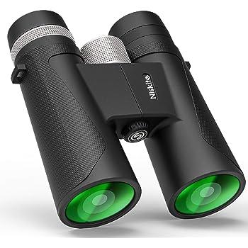 Ampliación de alta potencia de 10x Calidad Premium Techo prismáticos 10x50 Bak-4