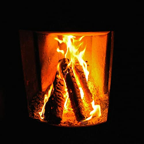 The Sound of a Fading Fire by Fireplace Sounds on Amazon Music