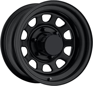 Pro Comp 52 Flat Black Wheel (15x10
