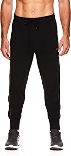 featured product Gaiam Men's Foundation Fleece Yoga Pants - Performance French Terry Sweatpants