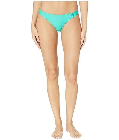 Body Glove Smoothies Basic Bikini Bottom (Sea Mist) Women