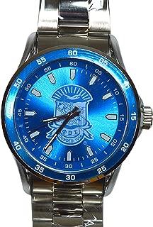 Desert Cactus Phi Beta Sigma Crest Silver Color Metal Fraternity Watch Greek Wrist Watch