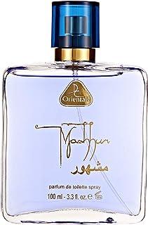 Mashhur by Dorall Collection Orientals Unisex Perfume Eau de Toilette 100ml