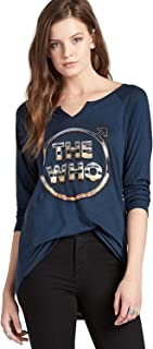 Lucky Brand Women's The Who Band Graphic Tee