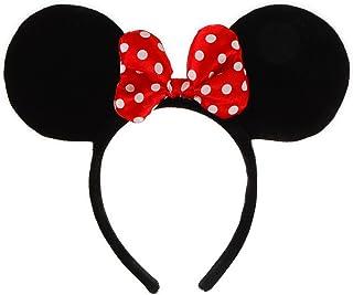 Disney Minnie Ears Headband Child ディズニーミニーの耳カチューシャ 子供サイズ