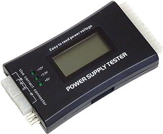 MacLab. PC 電源 テスター パソコン 電源用 電圧 チェッカー PCI-EXPRESS/S-ATA 対応 簡易使用説明書付き