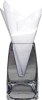 "Forum Novelties 12"" Metallic White Sheet 50 Pack 98423W"