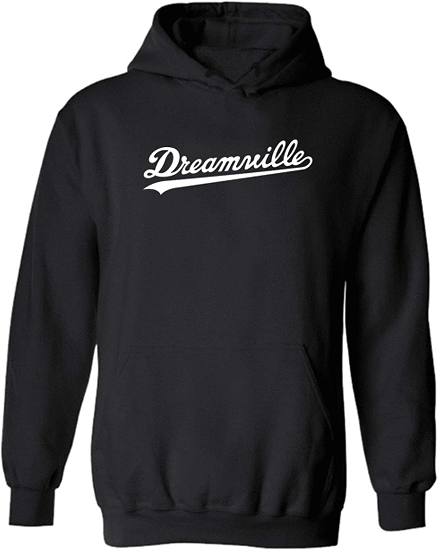 Hoodie Dreamville J Cole Black Hip hop Pullover Fleece Sweater J Cole World
