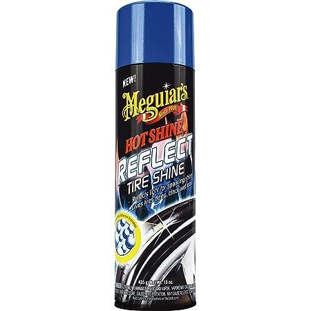 Meguiar's G18715 Hot Shine Reflect Tire Shine, 15 oz