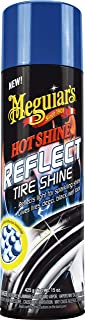 Meguiar's G18715 Hot Shine Reflect Tire Shine, 15 oz