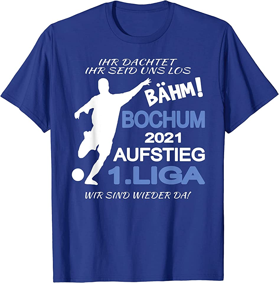 NRW Bochum Aufsteiger 2021 T-Shirt