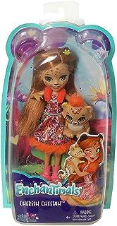 Enchantimals - Muñeca Cheris Cheetah - muñeca - (Mattel FJJ20)