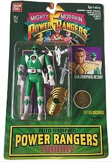 12 green power ranger