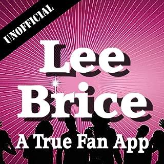 Unofficial Lee Brice Fan App