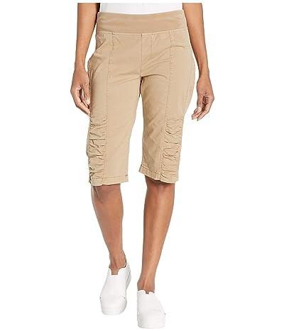 XCVI Wearables Tatem Bermuda Shorts (Jute Pigment) Women