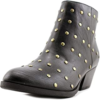 Indigo Rd. Womens Keetra Almond Toe Ankle Fashion Boots