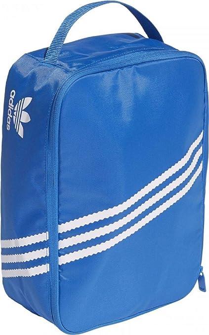 Adidas Sac à chaussures Taille unique Bleu : Amazon.fr: Sports et ...