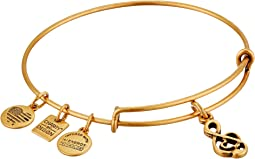 Alex and Ani - Sweet Melody Charm Bangle
