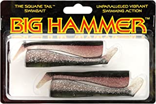 Big Hammer Swimbait, Baitfish, 4-Inch