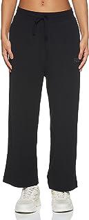 PUMA womens Modern Basics Ribbed Pants
