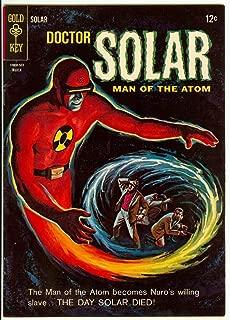 DOCTOR SOLAR, MAN OF THE ATOM #11 8.5