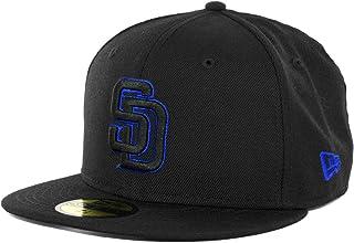 """Dark Navy New Era 59Fifty San Diego Padres /""""Flawless Gwynn/"""" Fitted Hat Cap"""