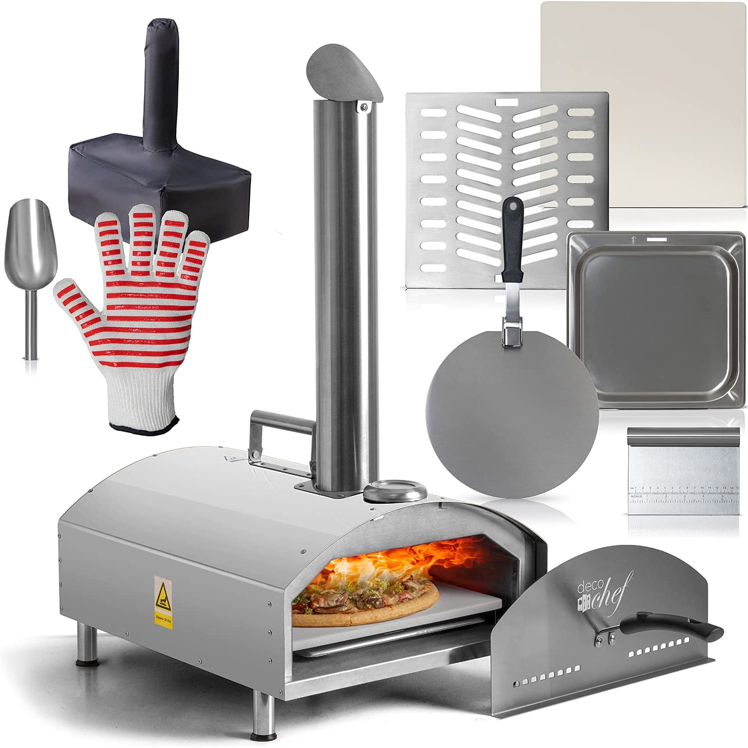 10 Best Outdoor Pizza Oven 2021 - Reviews & Guide