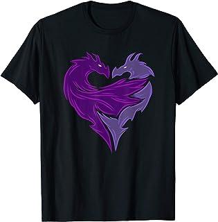 Disney Descendants 2 Mal Dragon T-Shirt