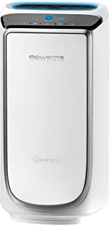 Rowenta PU4020 Intense Pure Air 400-Square Feet Air Purifier with Pollution Sensors and 4-Filters Including HEPA Filter an...