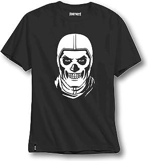 Fortnite Niño Camisetas, Polos y Camisas Negro