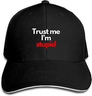 Iâ€m with Stupid Unisex Sports Baseball Hat Trucker Cap Baseball Caps Sandwich Cap Outdoor Sun Visor Cap