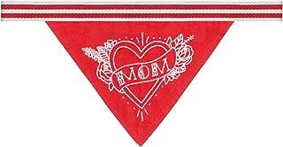 Easy, Tiger Dog and Pet Bandana, Fabric Embroidery (Mom)