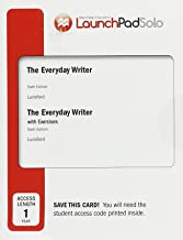 LaunchPad Solo for The Everyday Writer and The Everyday Writer with Exercises (Six Month Access)