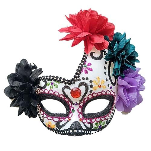 613cbc16032 Dia de Los Muerto Costume: Amazon.com