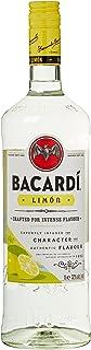 Bacardi Limón Spirituose mit Rum und Citrusgeschmack 1 x 1 l