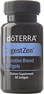 doTERRA - DigestZen Essential Oil Digestive Blend - 60 Softgels
