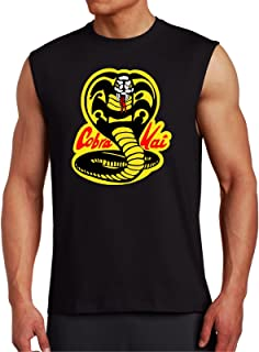 Cobra Kai Black Muscle T