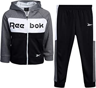 Reebok Baby Boys' Tracksuit Set with Jacket and Joggers (Infant/Toddler)