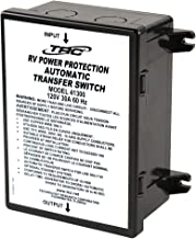 Technology Research 41300 30 Amp Transfer Switch