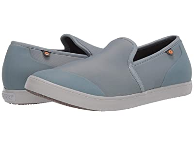 Bogs Kicker Loafer (Stone Blue) Women