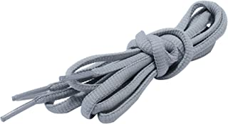 Shoelaces Oval Half Round 1/4
