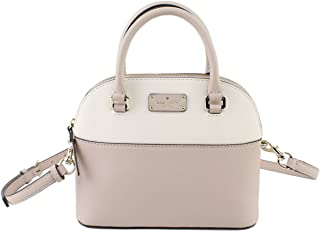 Kate Spade New York Grove Street Mini Carli Womens Leather Satchel Bag