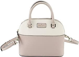 kate spade cream handbag
