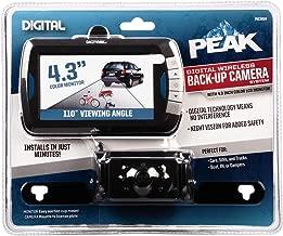 peak safety view wireless backup camera