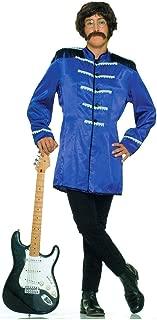 British Explosion Adult Costume (Blue)