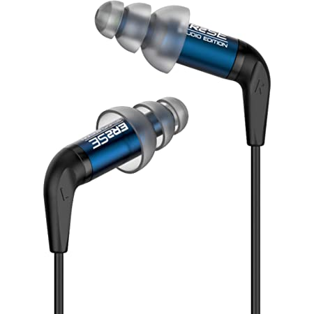 Etymotic Research ER2SE Studio Edition High Performance In-Ear Earphones (Detachable Dynamic Drivers, Noise Isolating, High Accuracy, Studio Grade Accuracy)
