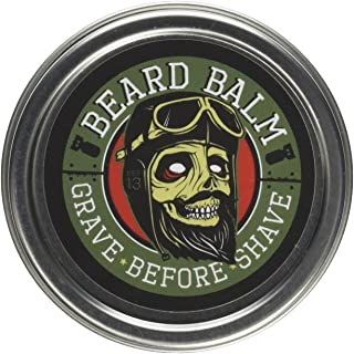 Sponsored Ad - Grave Before Shave Beard Balm